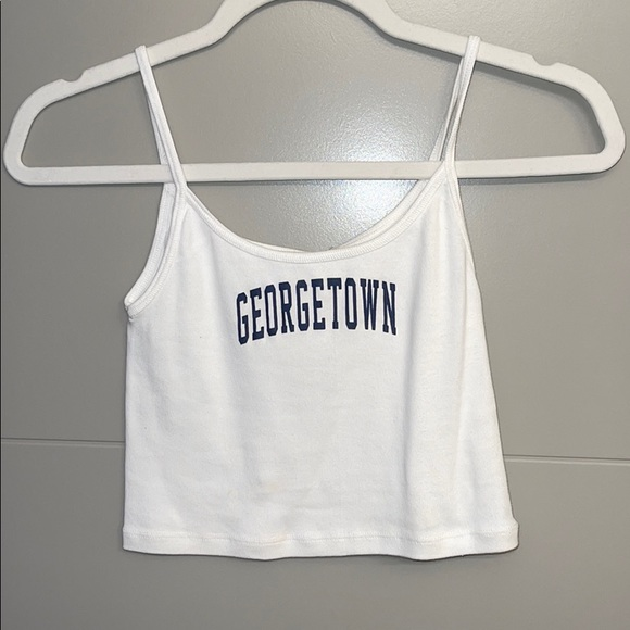 NEW WITH TAGS Brandy Melville Georgetown tank